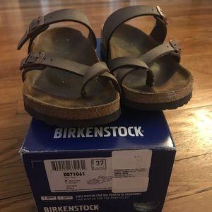 Birkenstock Mayari Mocha